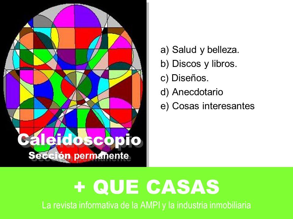 Caleidoscopio Sección permanente