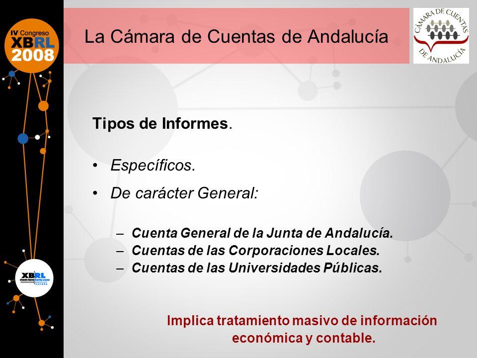 La Cámara de Cuentas de Andalucía