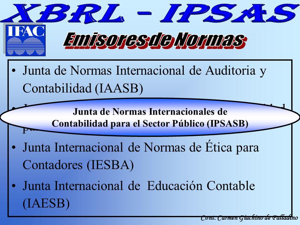 Junta de Normas Internacional de Auditoria y Contabilidad (IAASB)