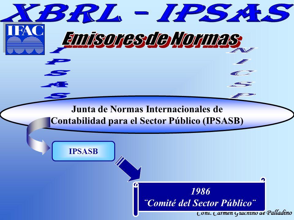 ¨Comité del Sector Público¨