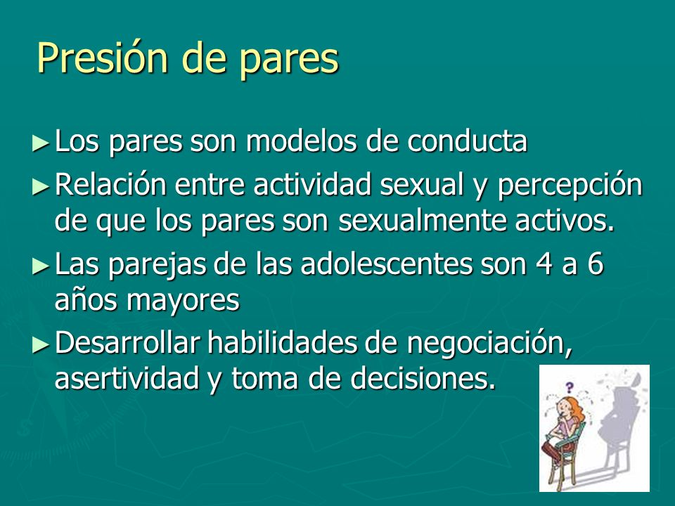Comportamiento sexual - esslidesharenet