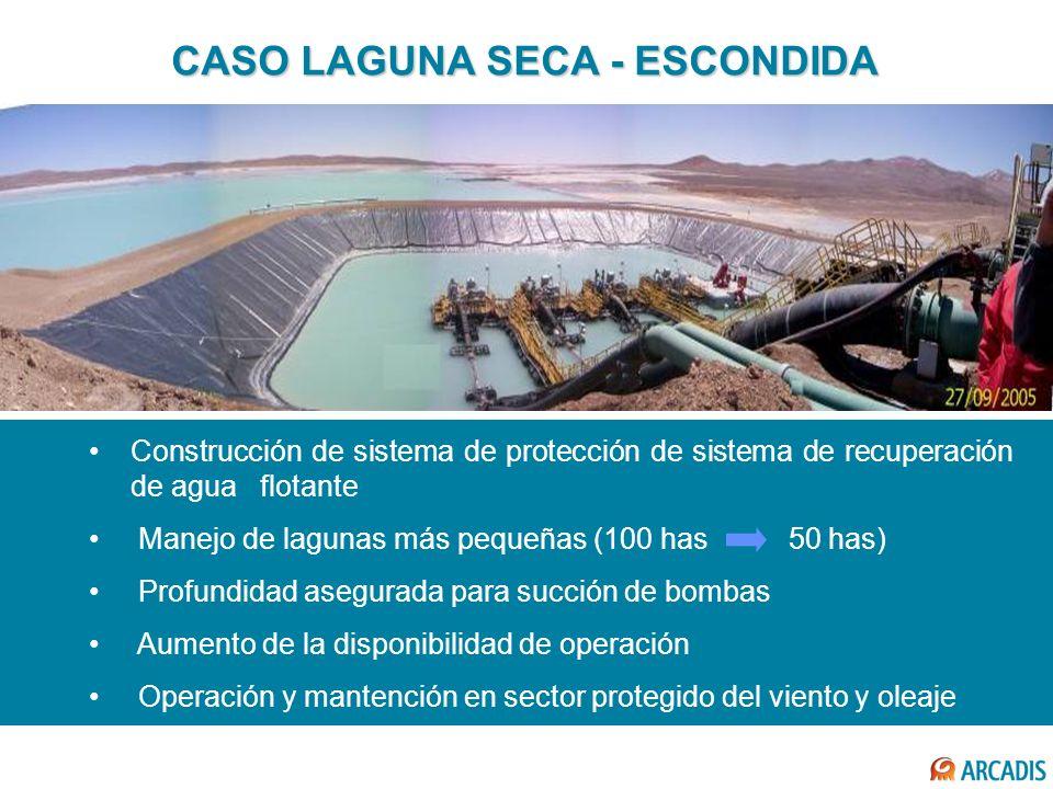 CASO LAGUNA SECA - ESCONDIDA