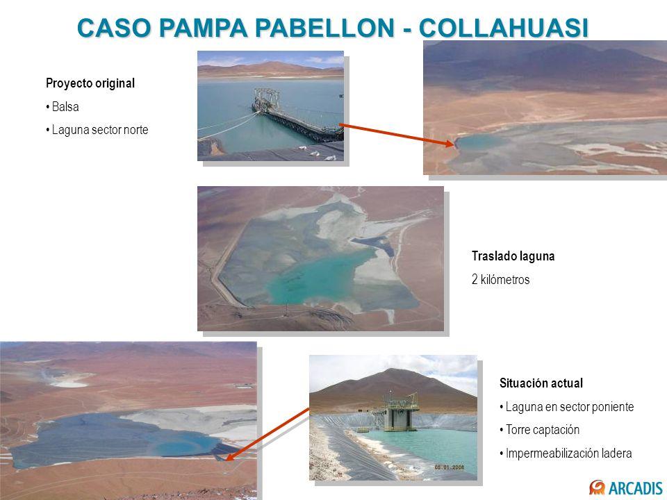 CASO PAMPA PABELLON - COLLAHUASI