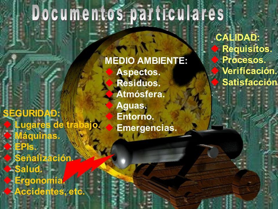 Documentos particulares