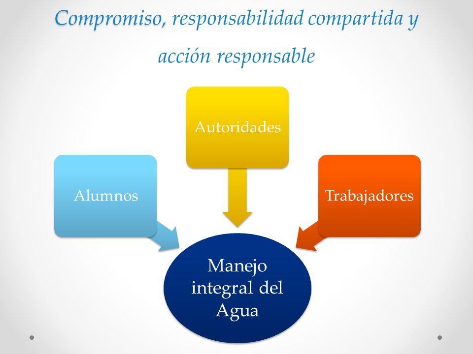 Compromiso, responsabilidad compartida y acción responsable