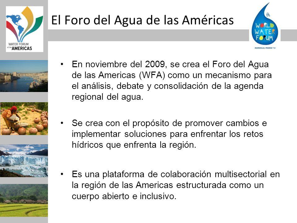 El Foro del Agua de las Américas