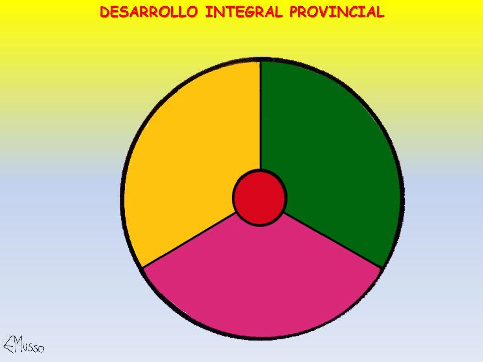 DESARROLLO INTEGRAL PROVINCIAL