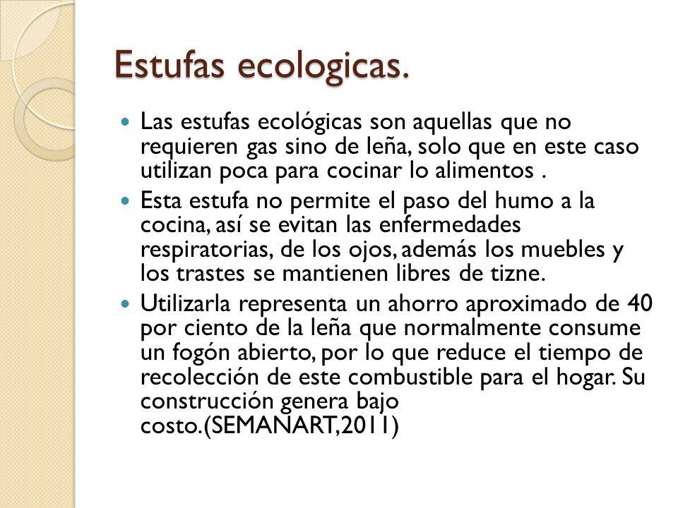 Estufas ecologicas.