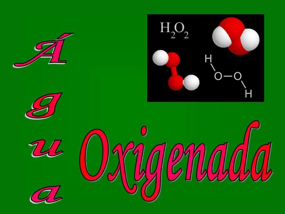 Água Oxigenada