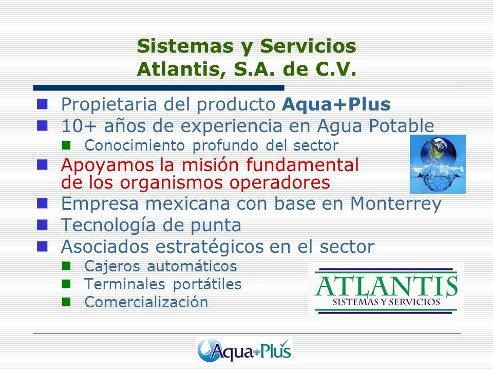 Sistemas y Servicios Atlantis, S.A. de C.V.