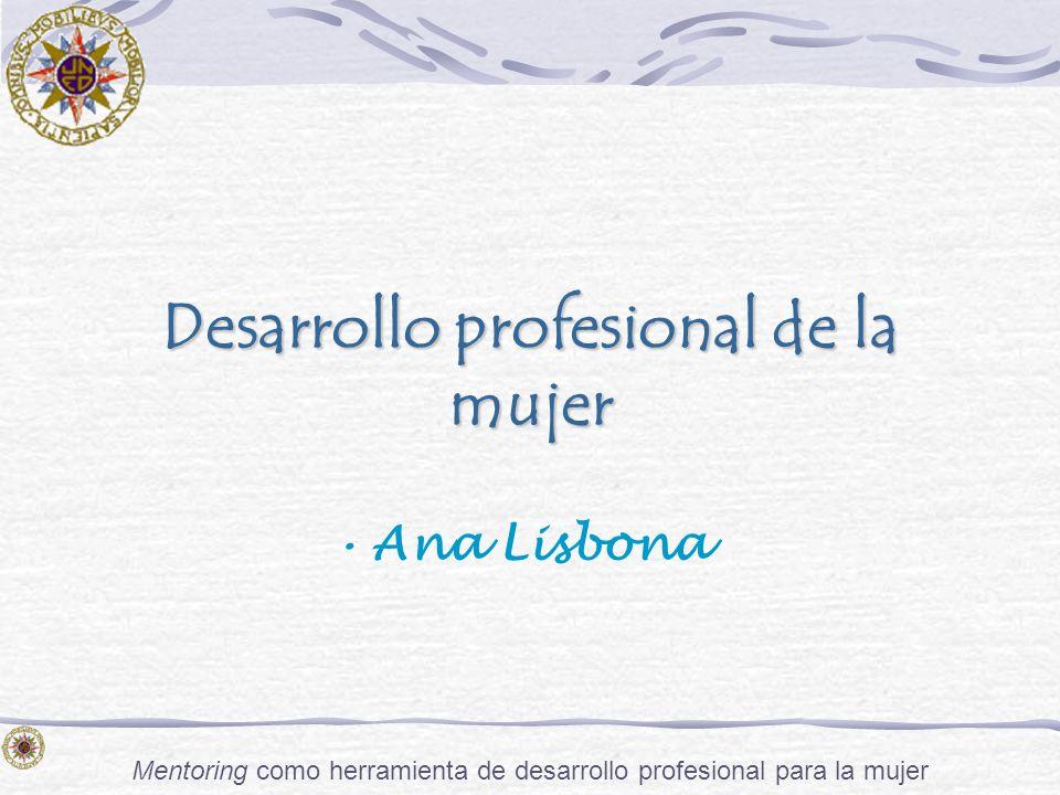 Desarrollo profesional de la mujer