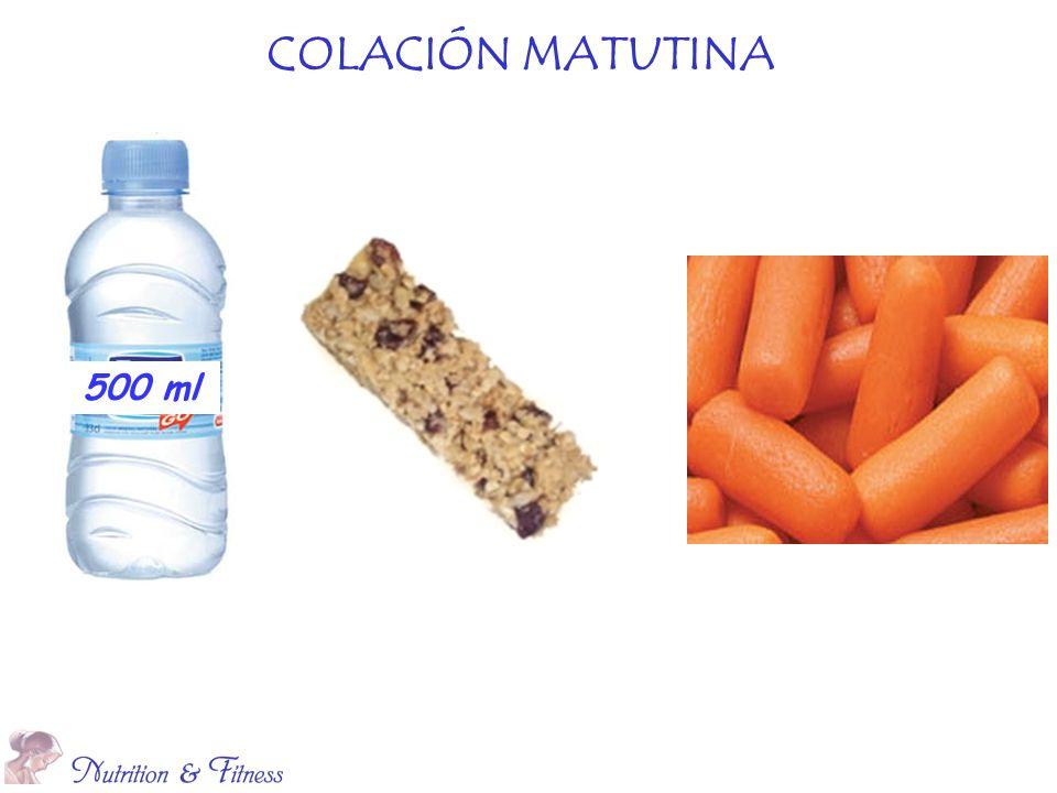 COLACIÓN MATUTINA 500 ml