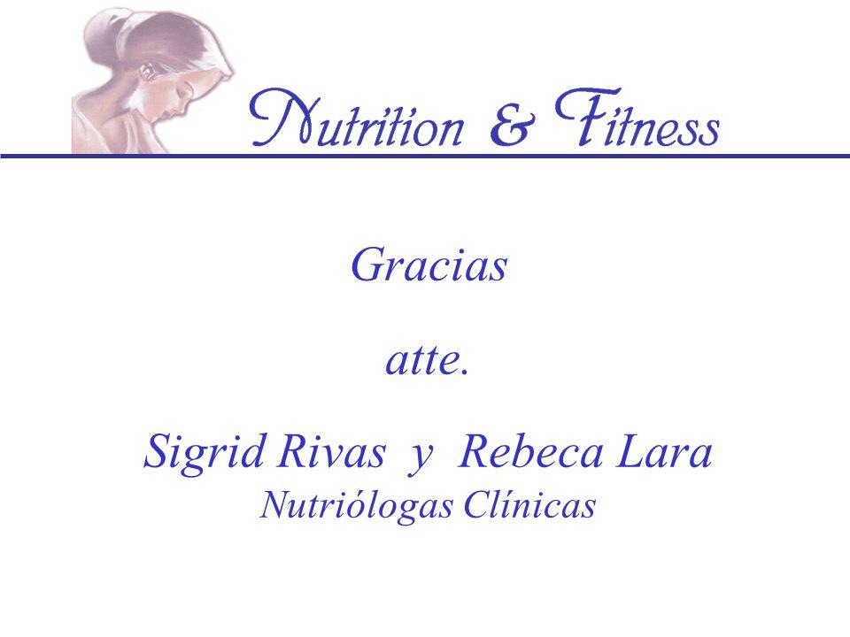 Sigrid Rivas y Rebeca Lara
