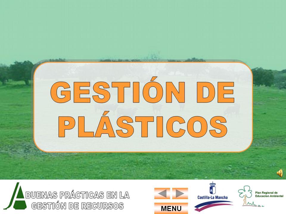 GESTIÓN DE PLÁSTICOS