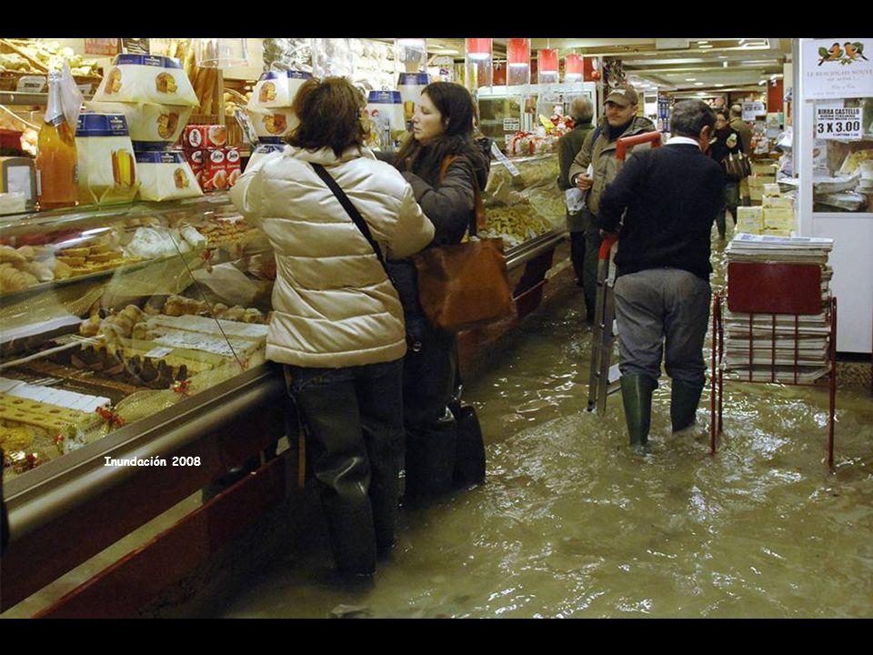 Inundación 2008