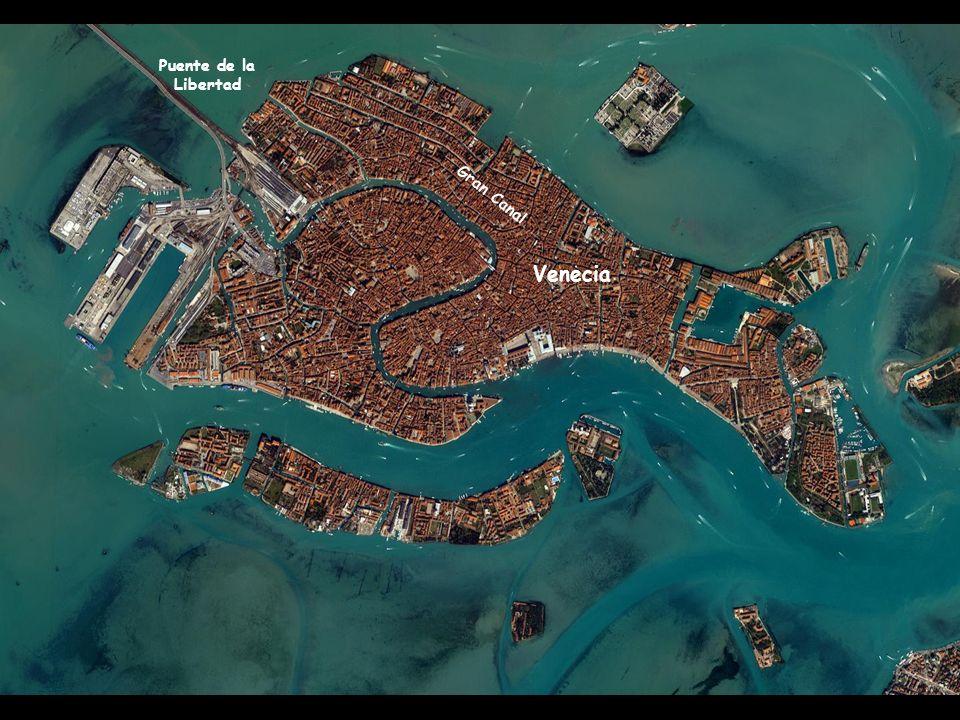 Puente de la Libertad Gran Canal Venecia