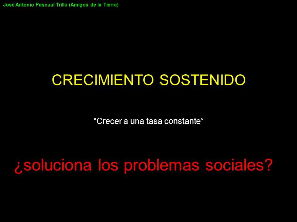 ¿soluciona los problemas sociales