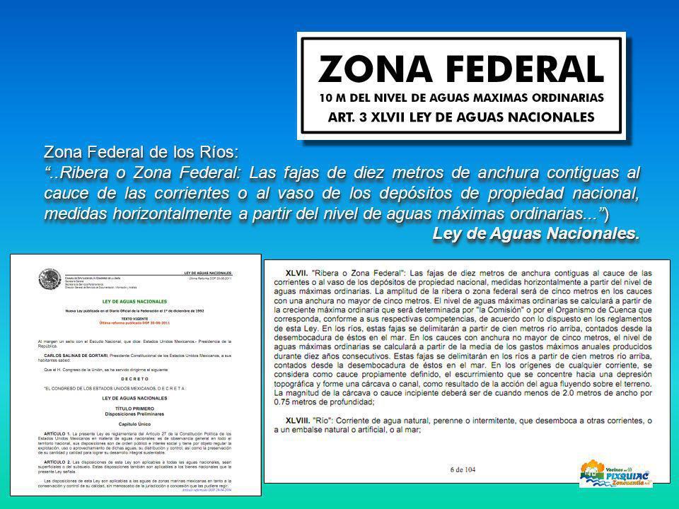 Zona Federal de los Ríos: