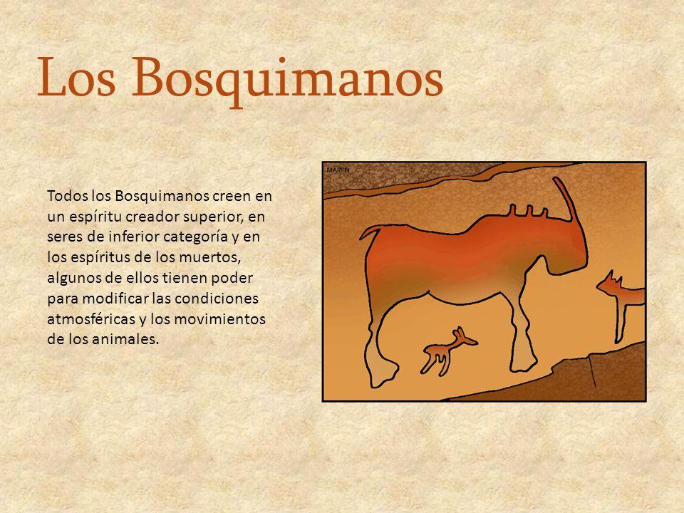 Los Bosquimanos