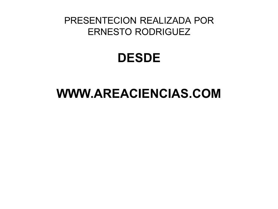 PRESENTECION REALIZADA POR ERNESTO RODRIGUEZ