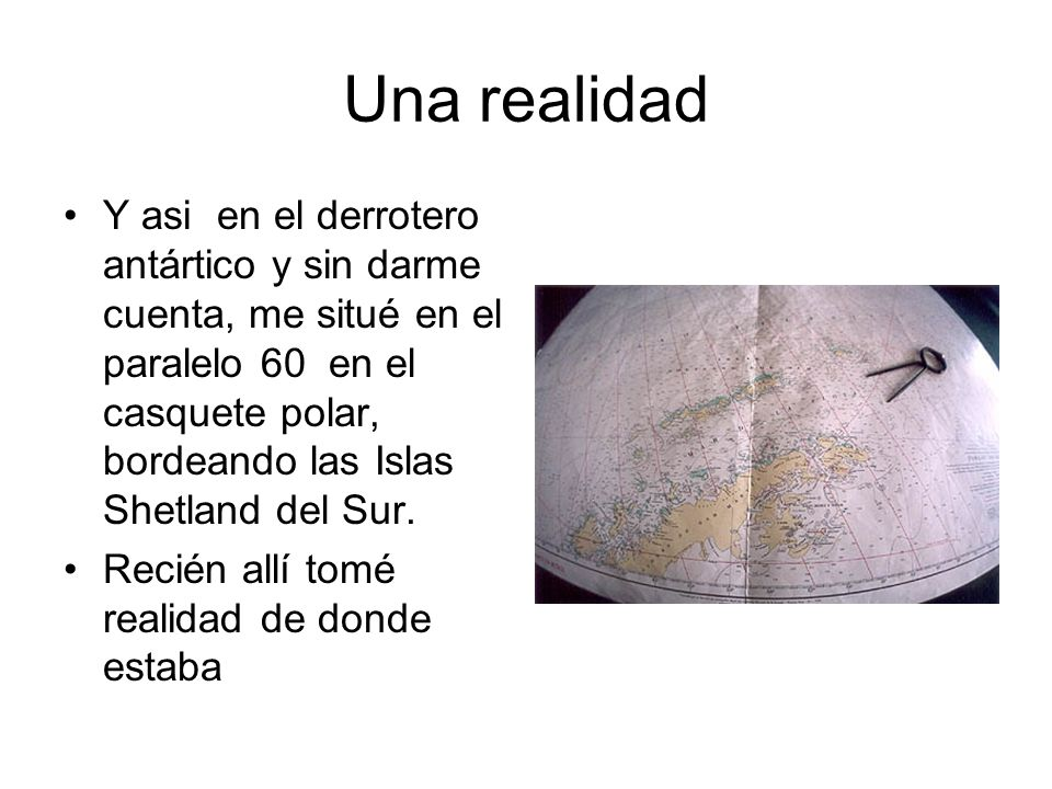 Una realidad