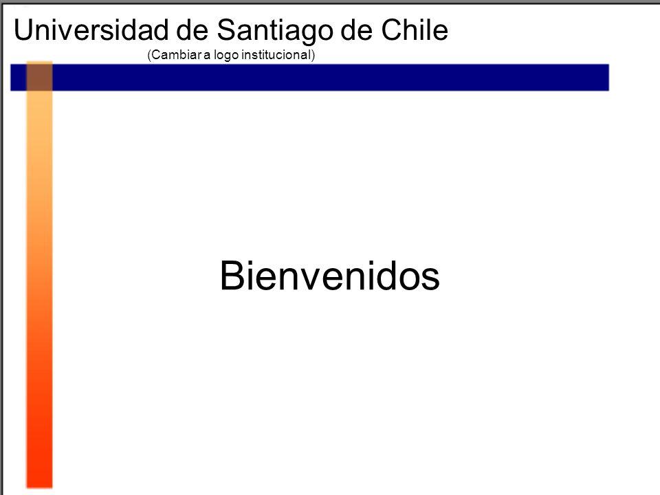 Universidad de Santiago de Chile (Cambiar a logo institucional)