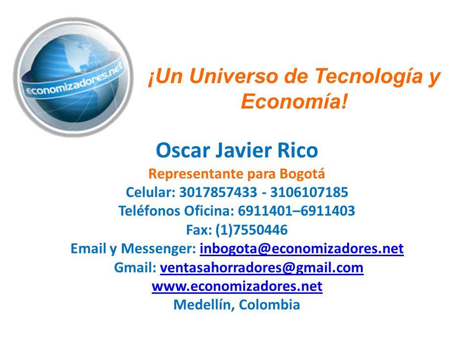 ¡Un Universo de Tecnología y Economía!