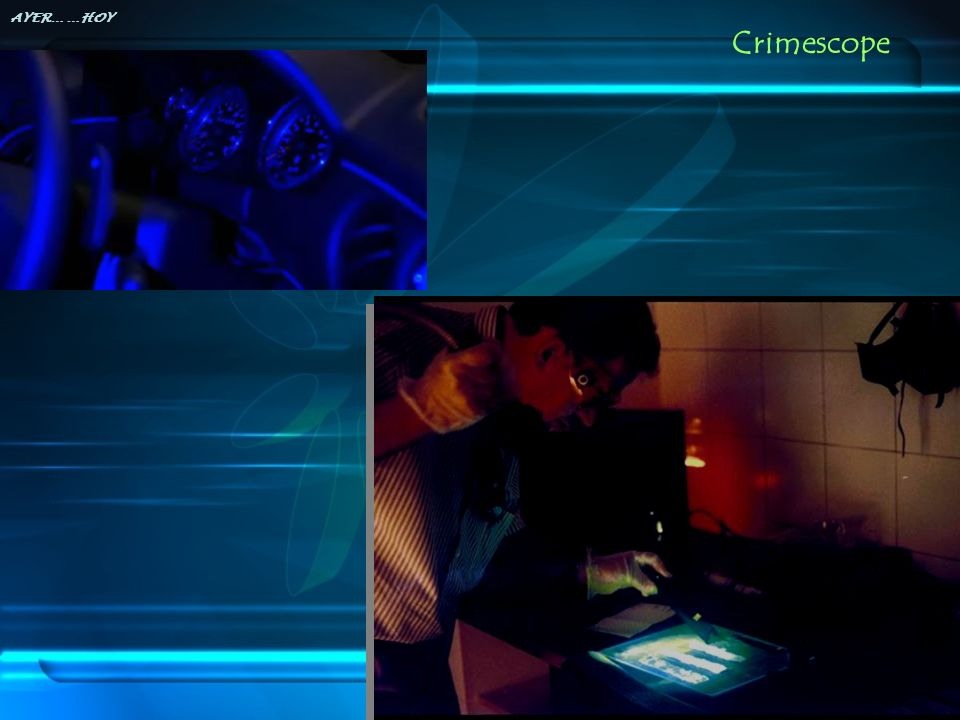 AYER… …HOY Crimescope
