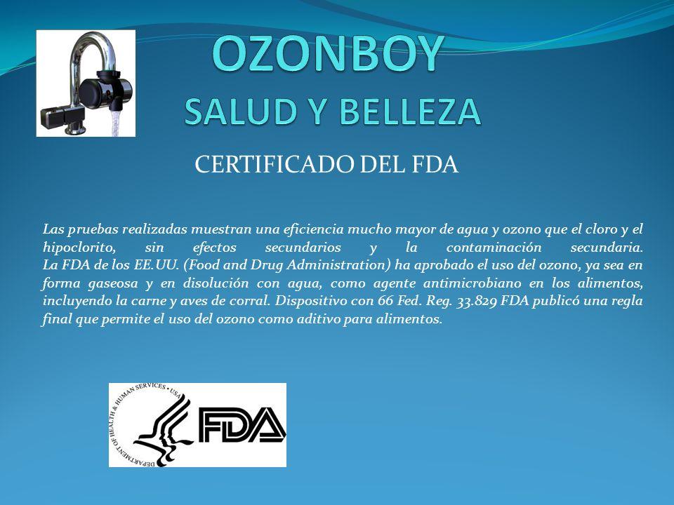 OZONBOY SALUD Y BELLEZA