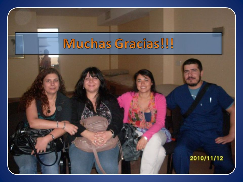 Muchas Gracias!!! FOTO DE TODOS!!!!
