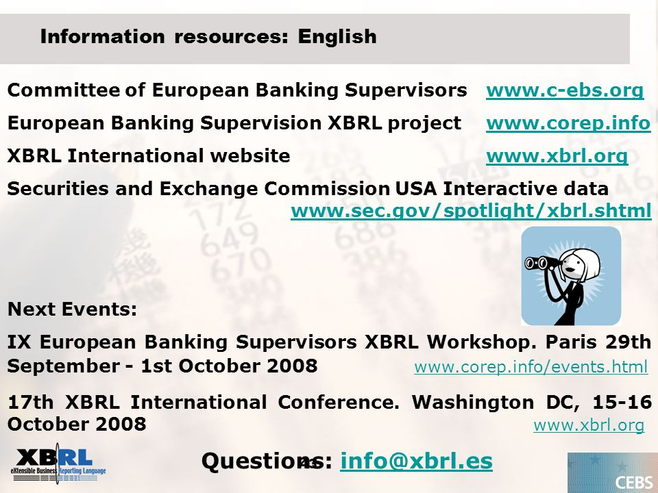 Questions: info@xbrl.es