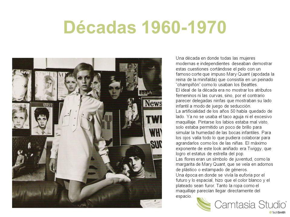 Décadas 1960-1970