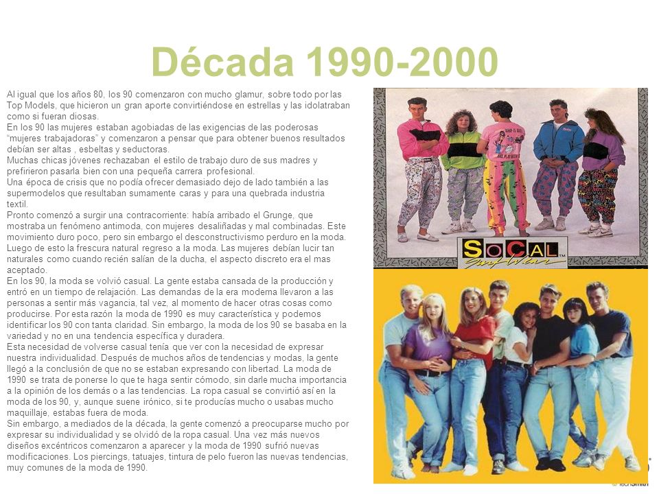 Década 1990-2000