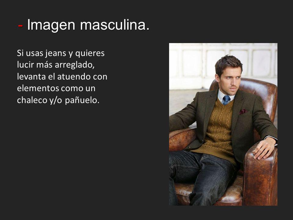 - Imagen masculina.