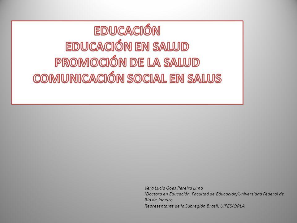 COMUNICACIÓN SOCIAL EN SALUS