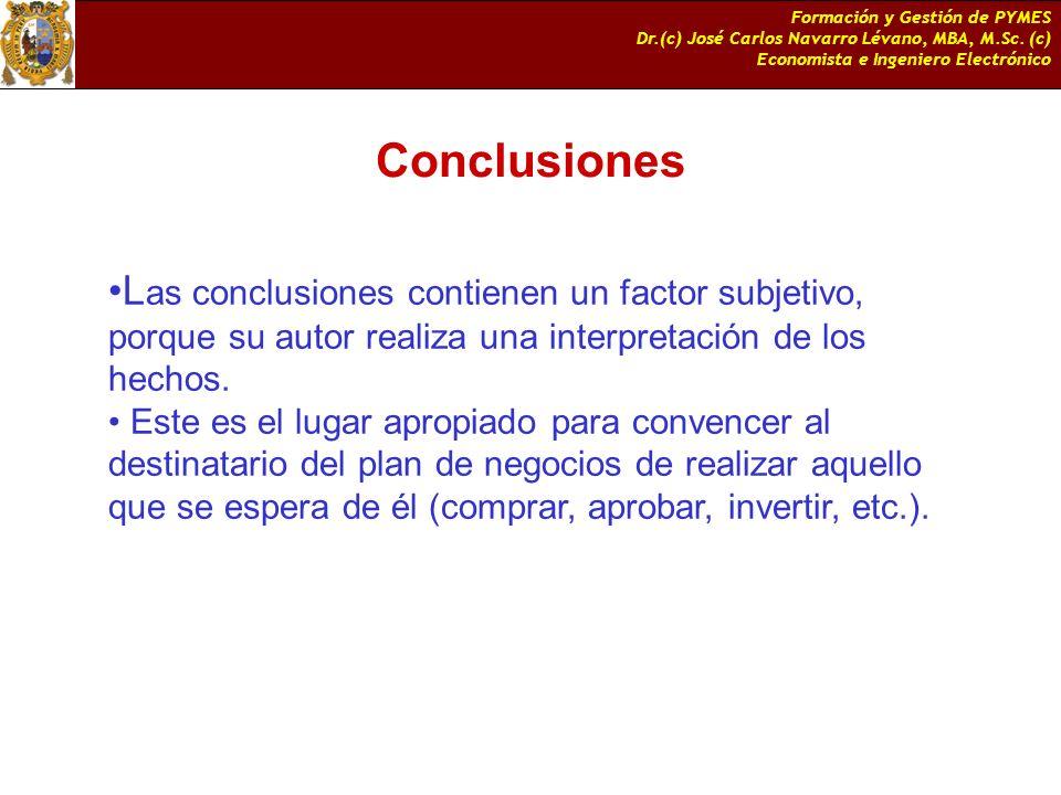Formación y Gestión de PYMES