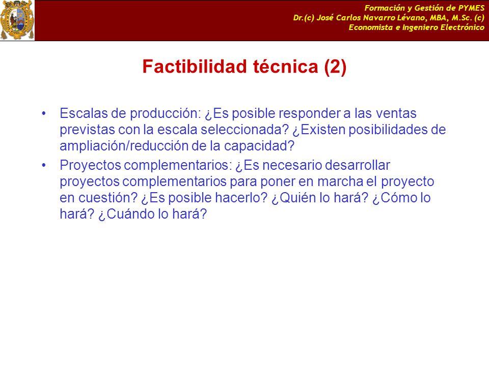 Factibilidad técnica (2)