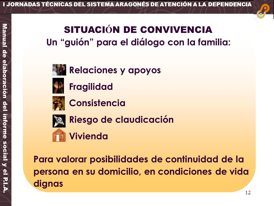 SITUACIÓN DE CONVIVENCIA