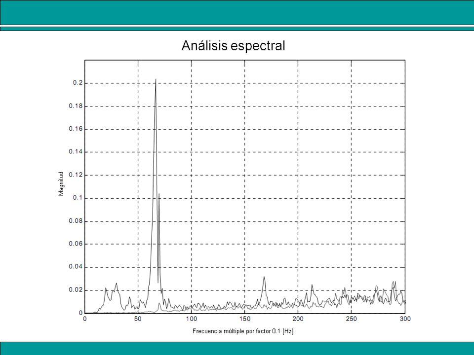 Análisis espectral 7
