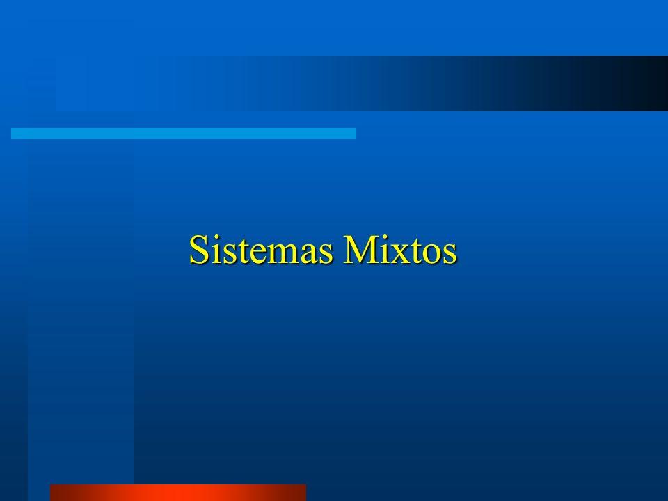 Sistemas Mixtos