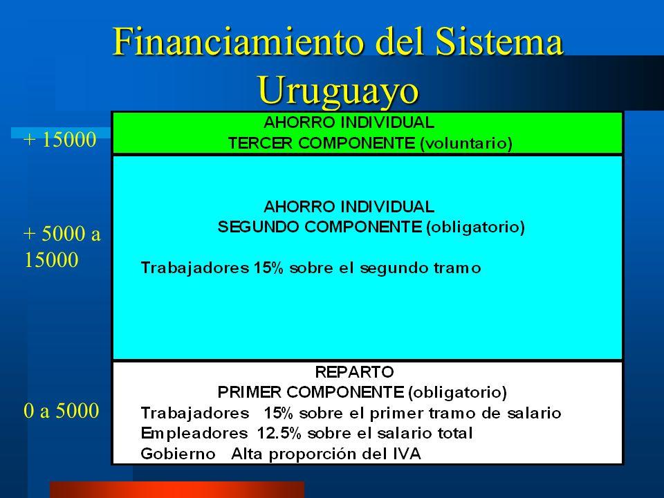 Financiamiento del Sistema Uruguayo
