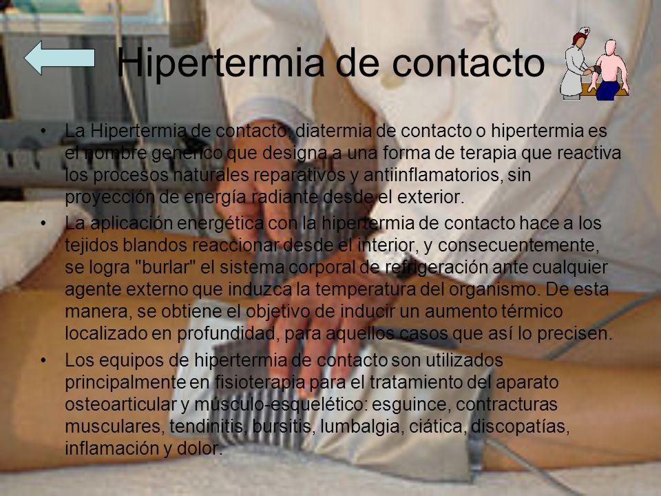 Hipertermia de contacto