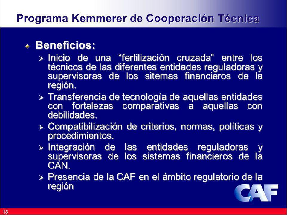 Programa Kemmerer de Cooperación Técnica