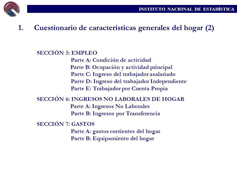 Cuestionario de características generales del hogar (2)