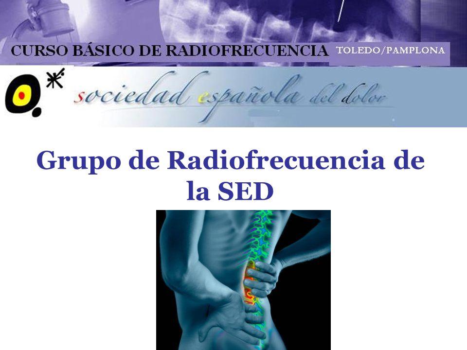 Grupo de Radiofrecuencia de la SED