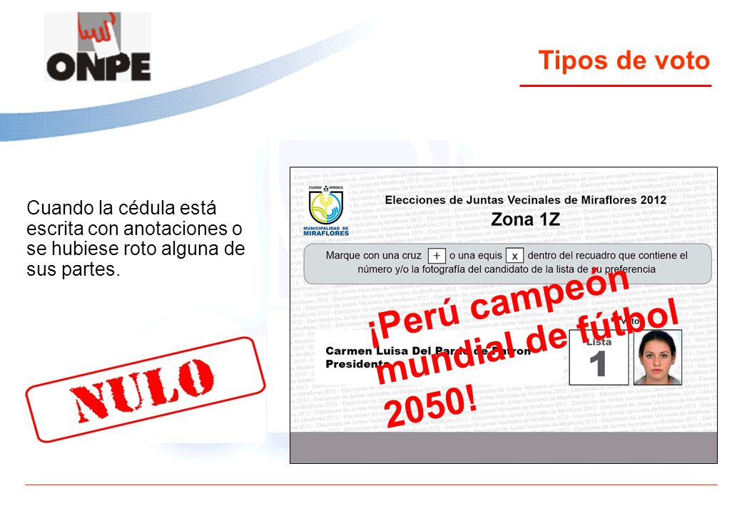 ¡Perú campeón mundial de fútbol 2050!