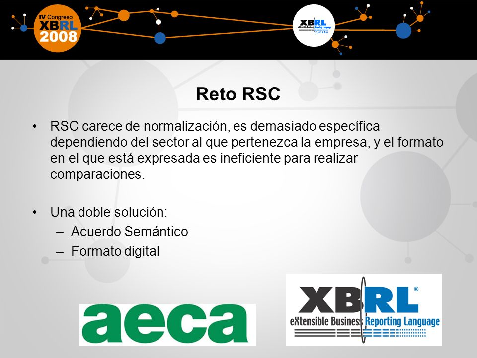 Reto RSC