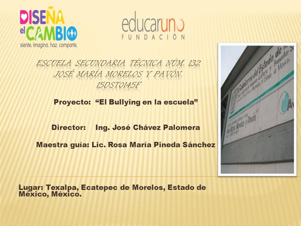 Escuela Secundaria Técnica Núm. 132 José María Morelos y Pavón
