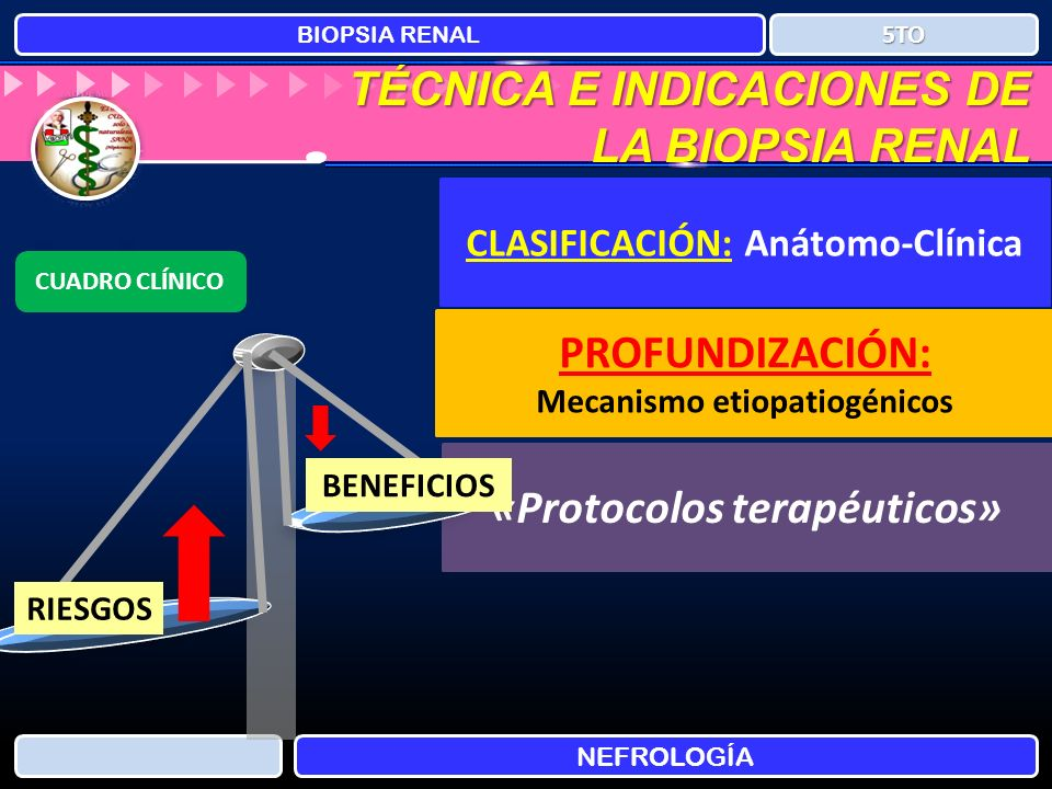 PROFUNDIZACIÓN: «Protocolos terapéuticos»