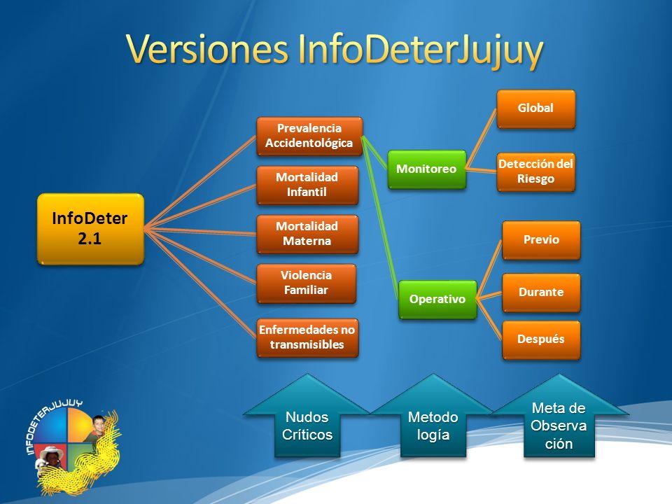Versiones InfoDeterJujuy